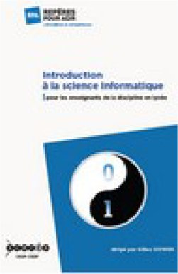 Manuel Introduction science informatique