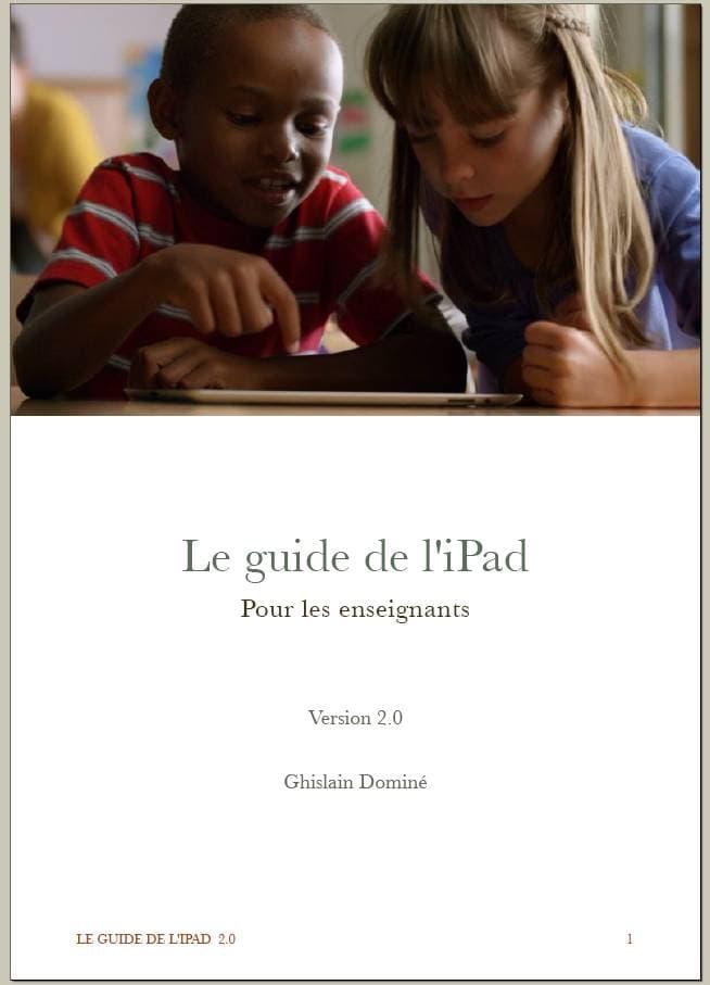 Ipad 2 guide pour les enseignants - Office pour les enseignant ...