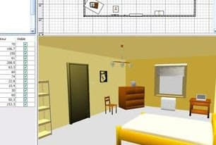 Technologie for Meubles sweet home 3d