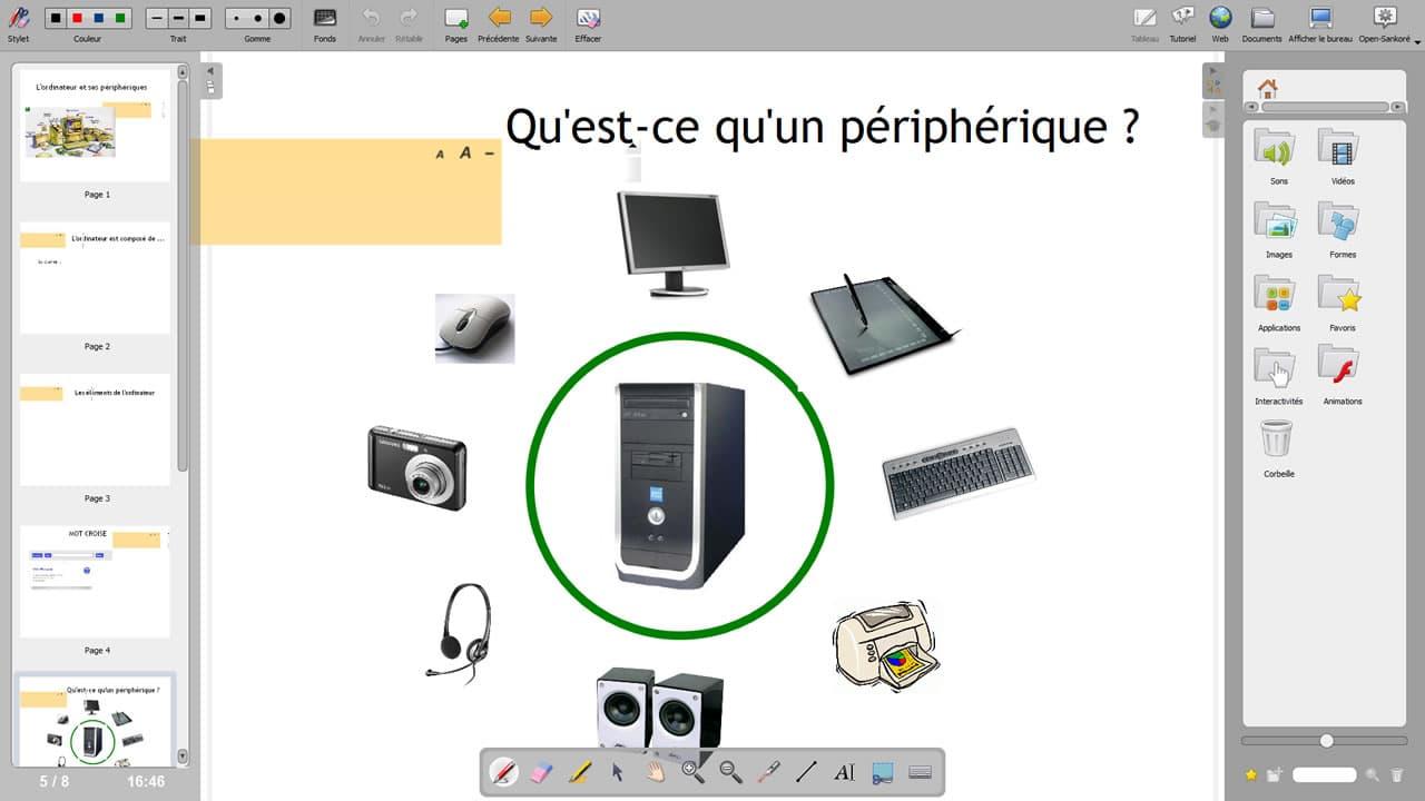 tni   enseigner et cr u00e9er avec le logiciel open