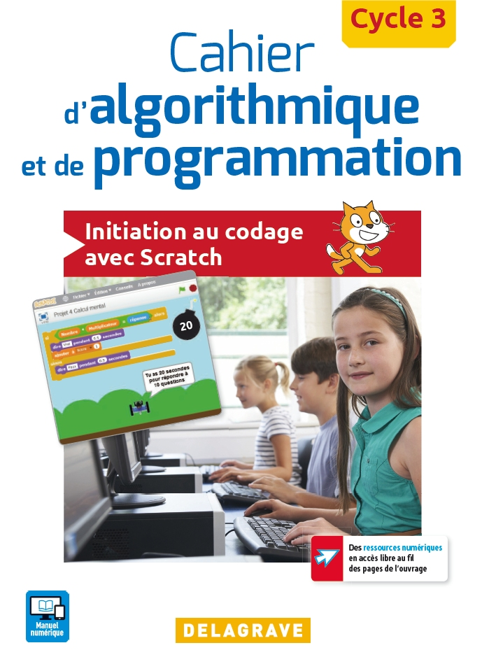 Couverture algorithmique programmation cycle  3