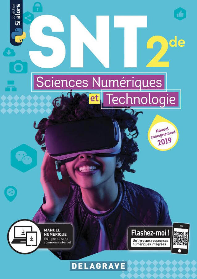 couverture SNT 2nd