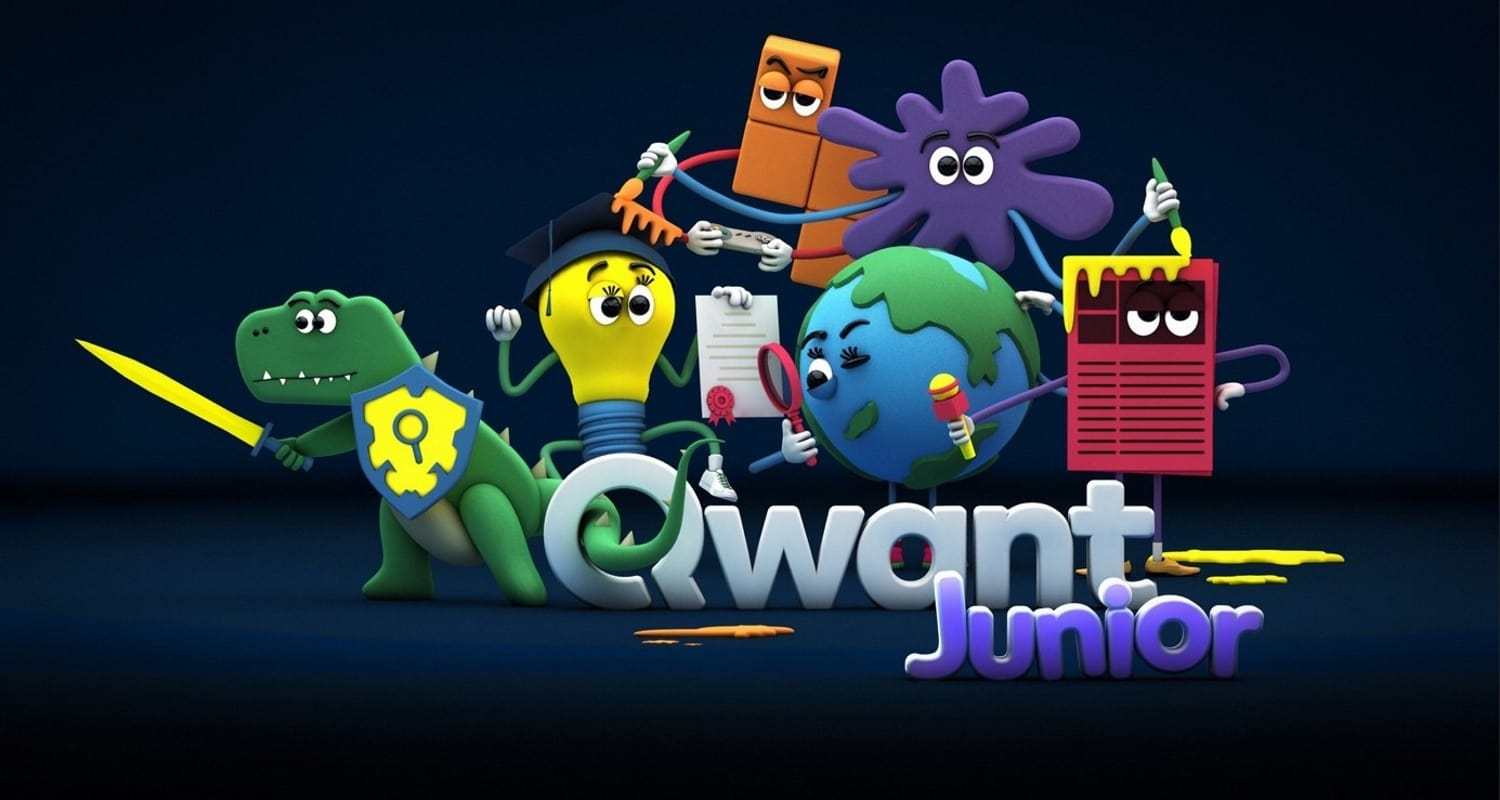 Qwant junior image