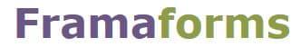 framaforms logo