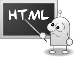 html apprentissage