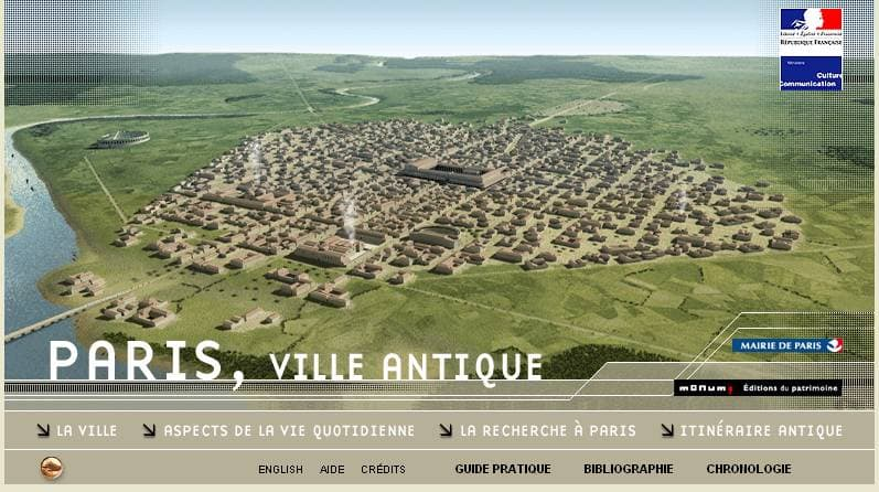parisvilleantique
