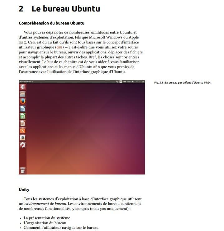 Manuel complet pour linux ubuntu for Photo ecran ubuntu